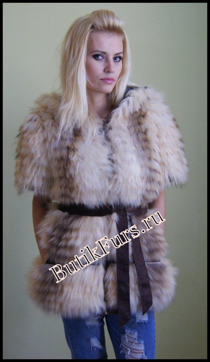 Купить Куртку Из Енота В Москве Недорого